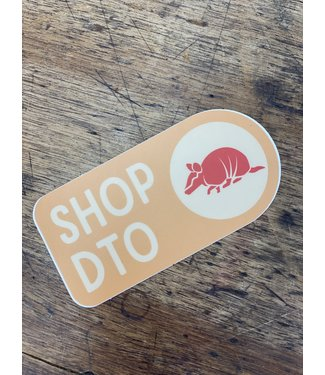 stickers NW Armadillo Shop DTO