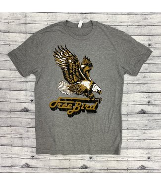 Country Deep Free Bird Tee