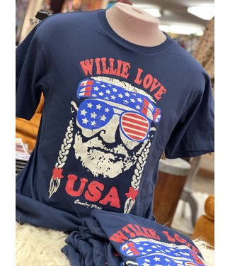 Country Deep Willie Love USA