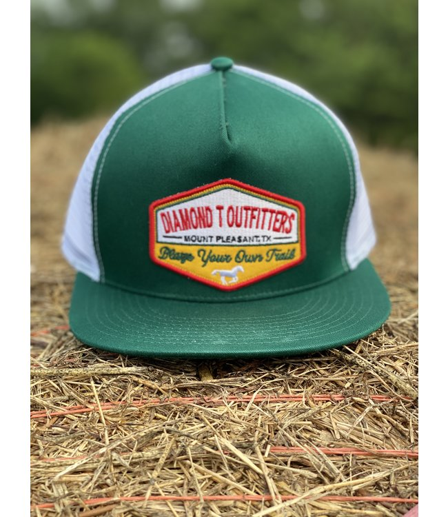 Diamond T Outfitters Blaze Your Trail Cap