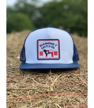 Diamond T Outfitters Texas Beef Cattle Co Cap