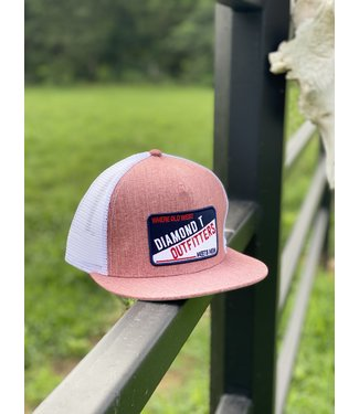 Diamond T Outfitters Old West Meets New Cap