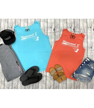 Diamond T Outfitters DTO Summer Daze Tank