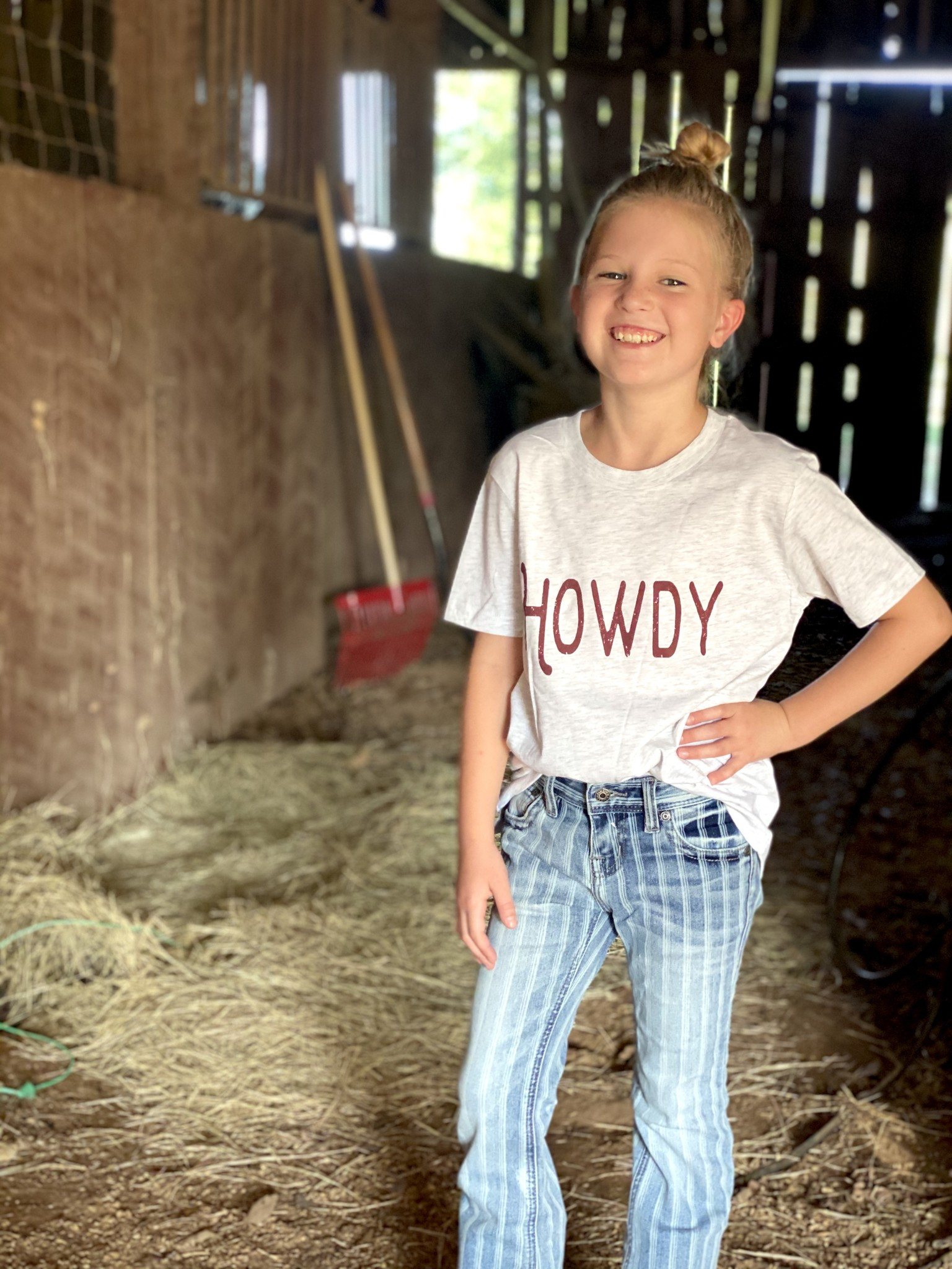 Howdy Adult tee-Big Kid TeeTexas teeCountry