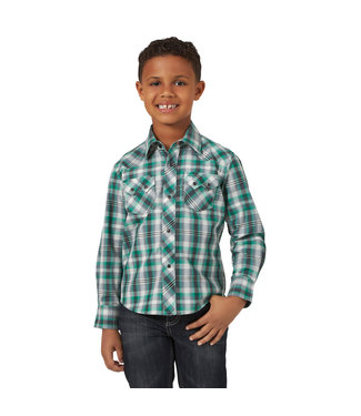 Wrangler Boys Shirt BVR521G