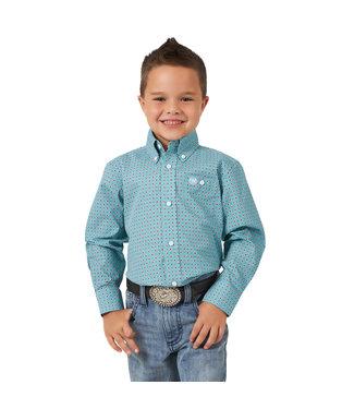 Wrangler Boys Shirt BGB793M