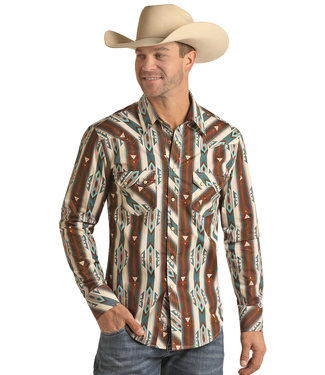 Panhandle Slim Mens Button Down B2S6592