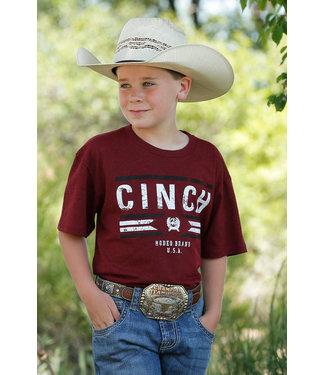 Cinch Boys SS Tee MTT7670092
