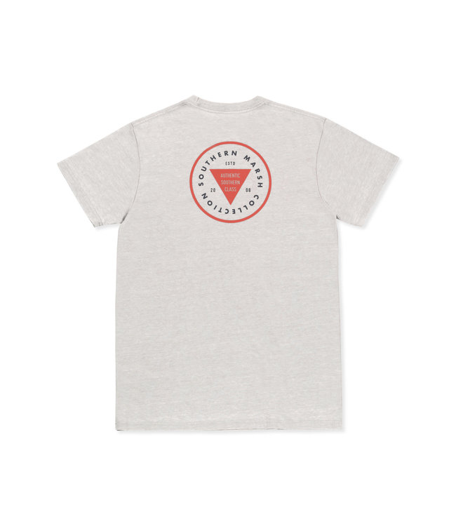 Southern Marsh SM-TWBP-GRY SS Tee