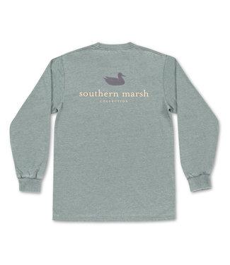 Southern Marsh SM-TWLU-BSG LS Tee