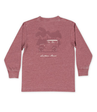 Southern Marsh SM-YTSLO-CRM Youth LS Tee