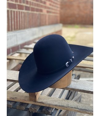 American Hat Co American Mid Blue 7X Felt