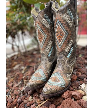 Corral Boot Co Corral E1037