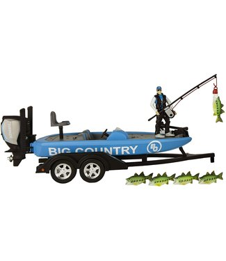 Big Country Toys Boat Fishing Set