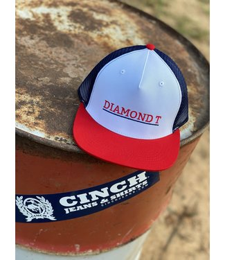 Diamond T Outfitters The Uncle Sam Cap