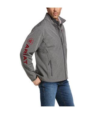 Ariat Intl Logo 2.0 Jacket Charcoal 10032934
