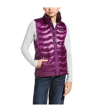 Ariat Intl Girls Ideal 3.0 Down Vest 10032683