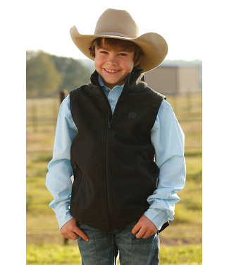 Cinch Boys Vest MWV7520002