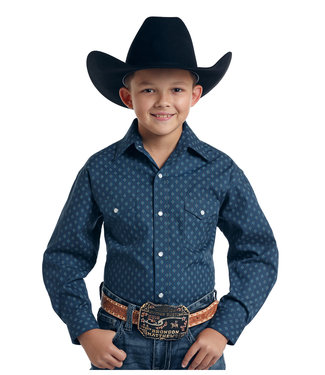 Panhandle Slim Boys Button Down R2S6391