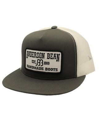 Red Dirt Hat Co Anderson Bean Grey Cap RDHC-AB2