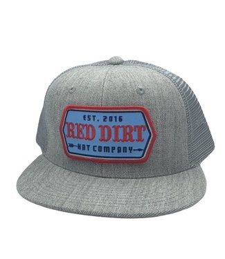 Red Dirt Hat Co Highlife Heather Grey RDHC179