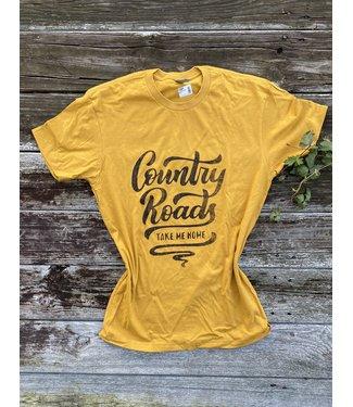 Mother Hustler Country Roads Tee