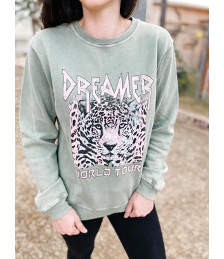 Diamond T Outfitters Dreamer World Tour Sweater