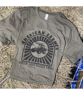 whole herd American Farmer Tee
