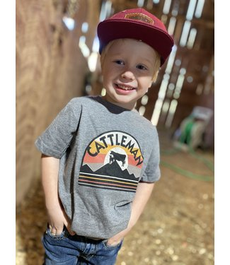 Diamond T Outfitters Cattleman Kids Tee