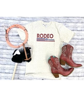 whole herd Rodeo Mom Tee