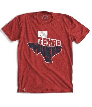Tumbleweed TexStyles Texas Music Tee
