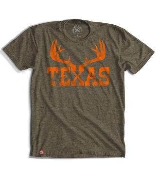 Tumbleweed TexStyles Texas Antler Tee