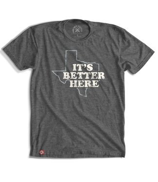 Tumbleweed TexStyles It's Better Here Tee