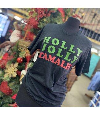 Tumbleweed TexStyles Holly Jolly Tamales Tee