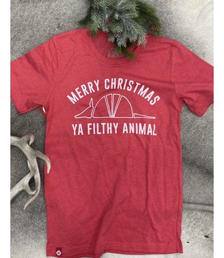 Tumbleweed TexStyles Ya Filthy Animal Tee