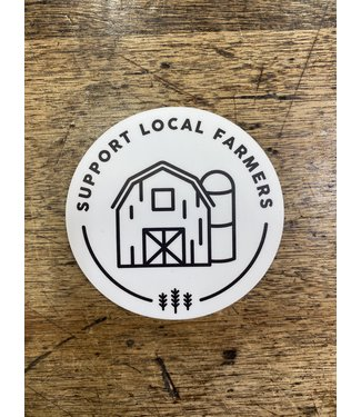 stickers NW Local Farmers Decal