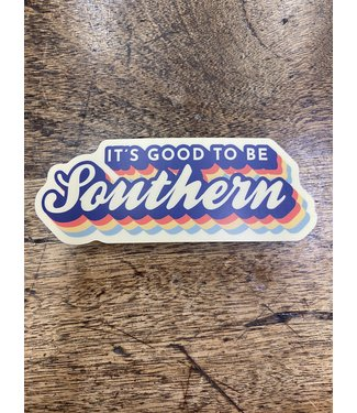 stickers NW Good to be Southern Decal