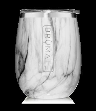 brumate UNcork'd XL Wine Tumbler Carrara