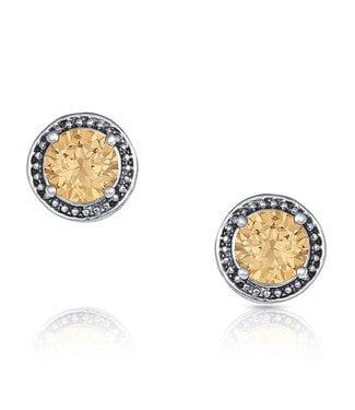 Topaz Starlight Earrings