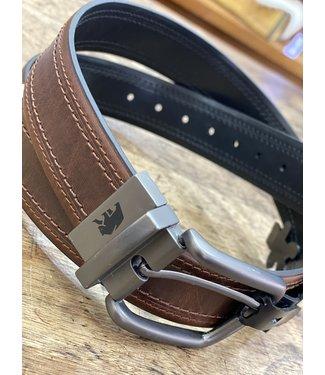 danbury Reversible Brown/Black 7534500 Belt