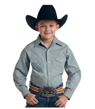 Panhandle Slim Boys Button Down R2S6379