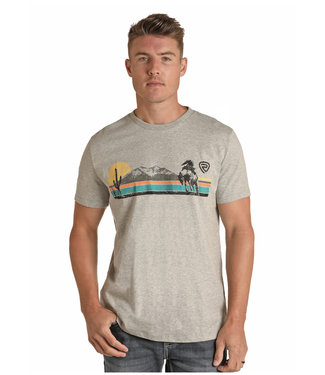 Panhandle Slim Graphic Tee P9-8004