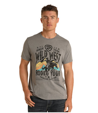 Panhandle Slim Graphic Tee P9-7405