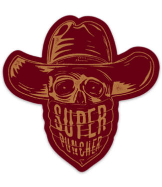 Dale Brisby Super Puncher Bones Decal