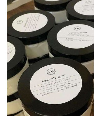 rubys rubbish Heavenly Scent Body Butter