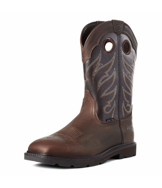 Ariat Intl Groundwork 10034717 Steel Toe