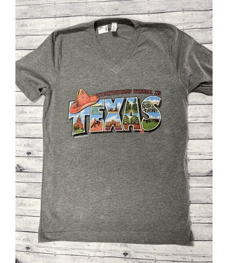 Ranch Swag Bigger In Texas Tee