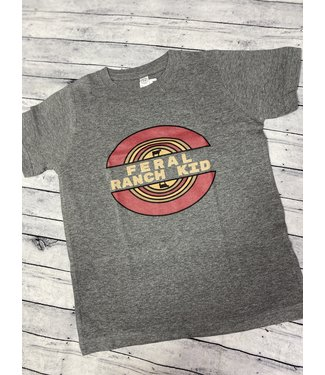 whole herd Feral Ranch Kid Tee