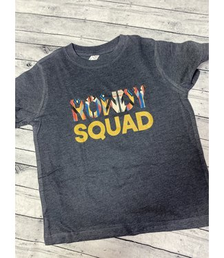 whole herd Rowdy Squad Tee