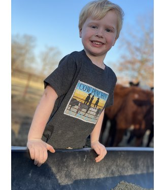 whole herd Cow Punchin' Tee